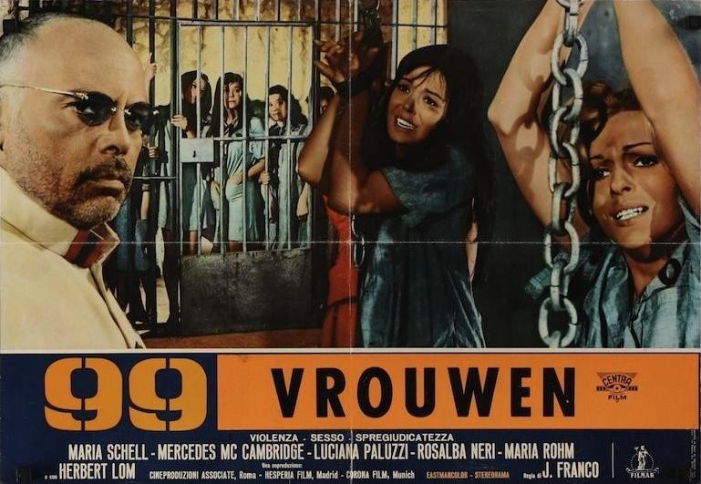 99 women jess franco 1969 - 1 9