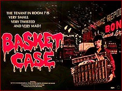 Image result for basket case poster