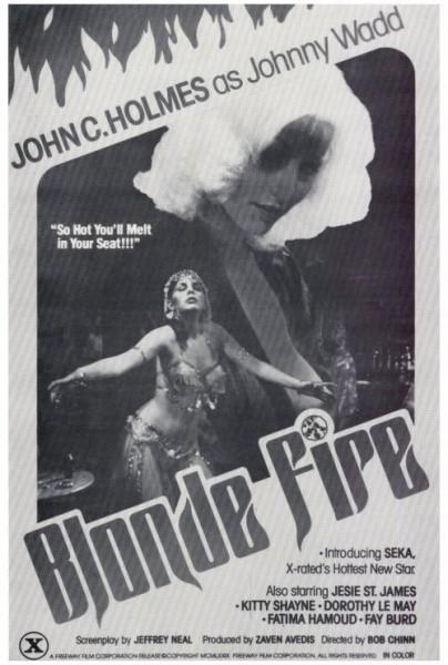 blonde fire 1978