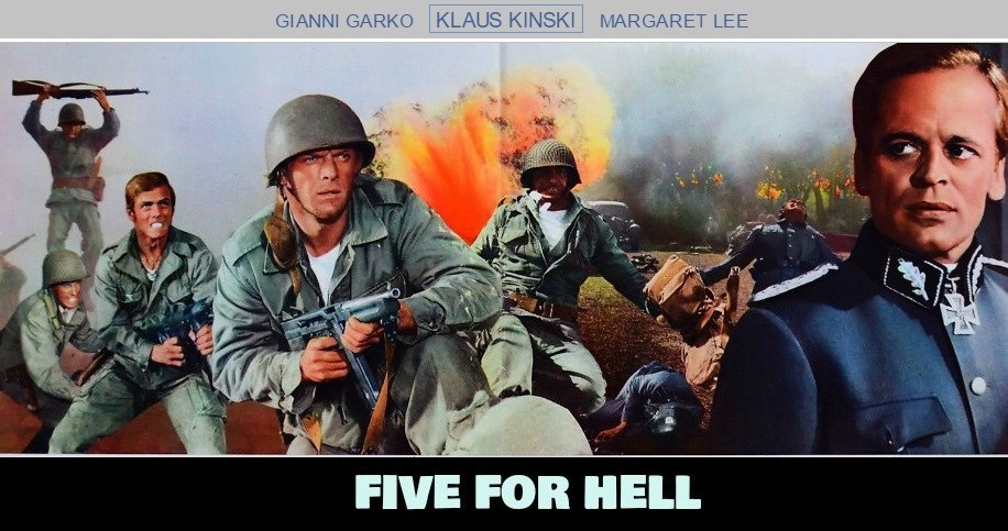 Five for Hell film review