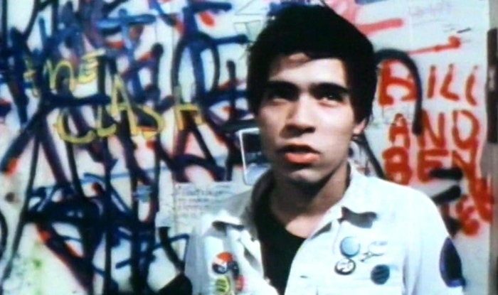 Ron Reyes of Black Flag