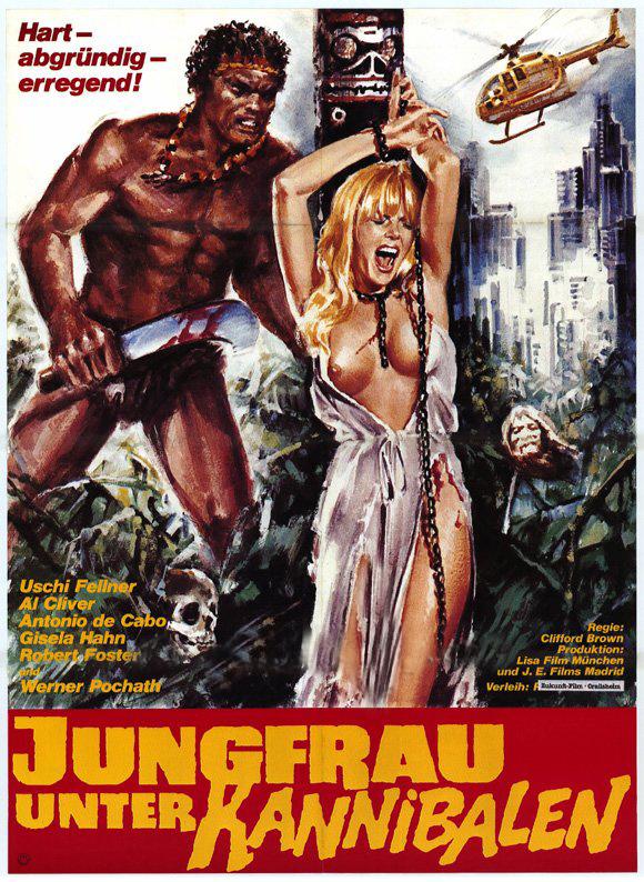 Вместе с фильмом «Сексуальный каннибал» также смотрят: