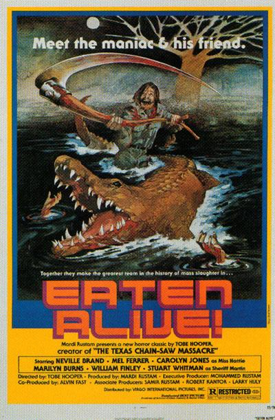 Eaten Alive 1976 The Grindhouse Cinema Database