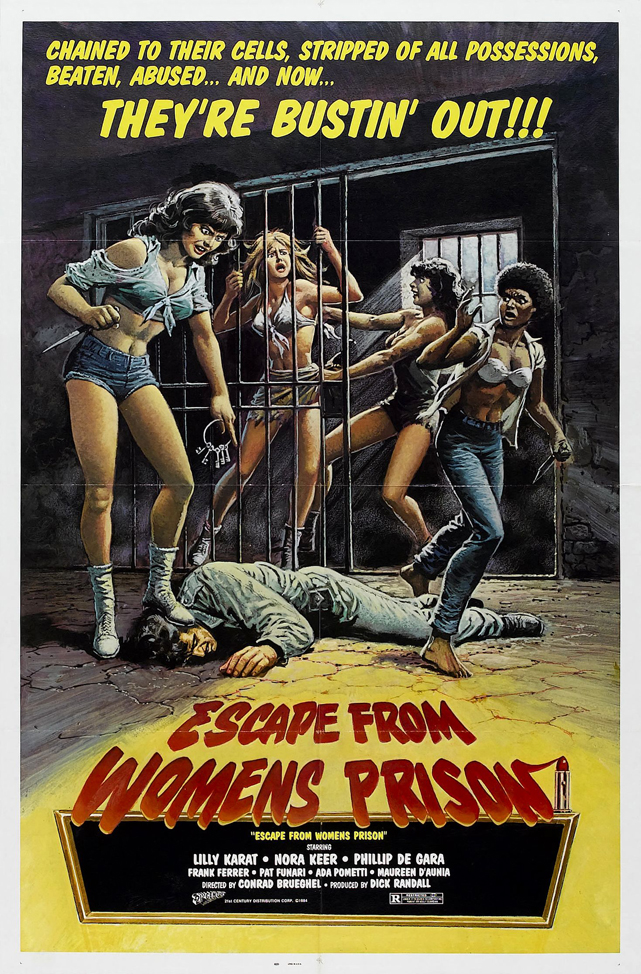 Escape from a Women's Prison