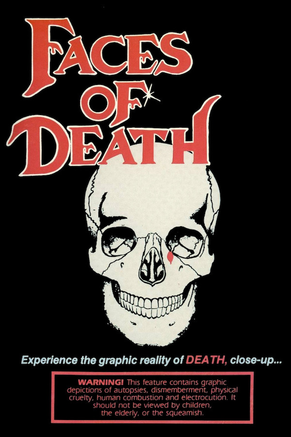 Faces of Death poster