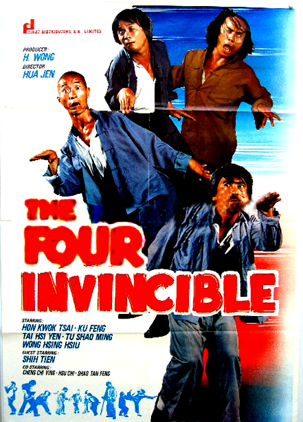 The Four Invincibles