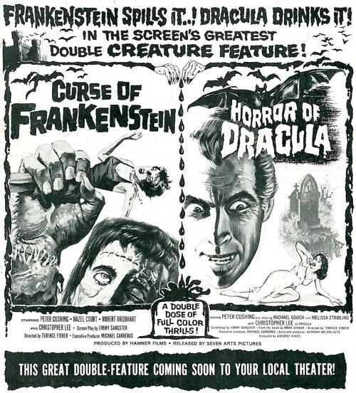 Horror of Dracula (1958) - The Grindhouse Cinema Database