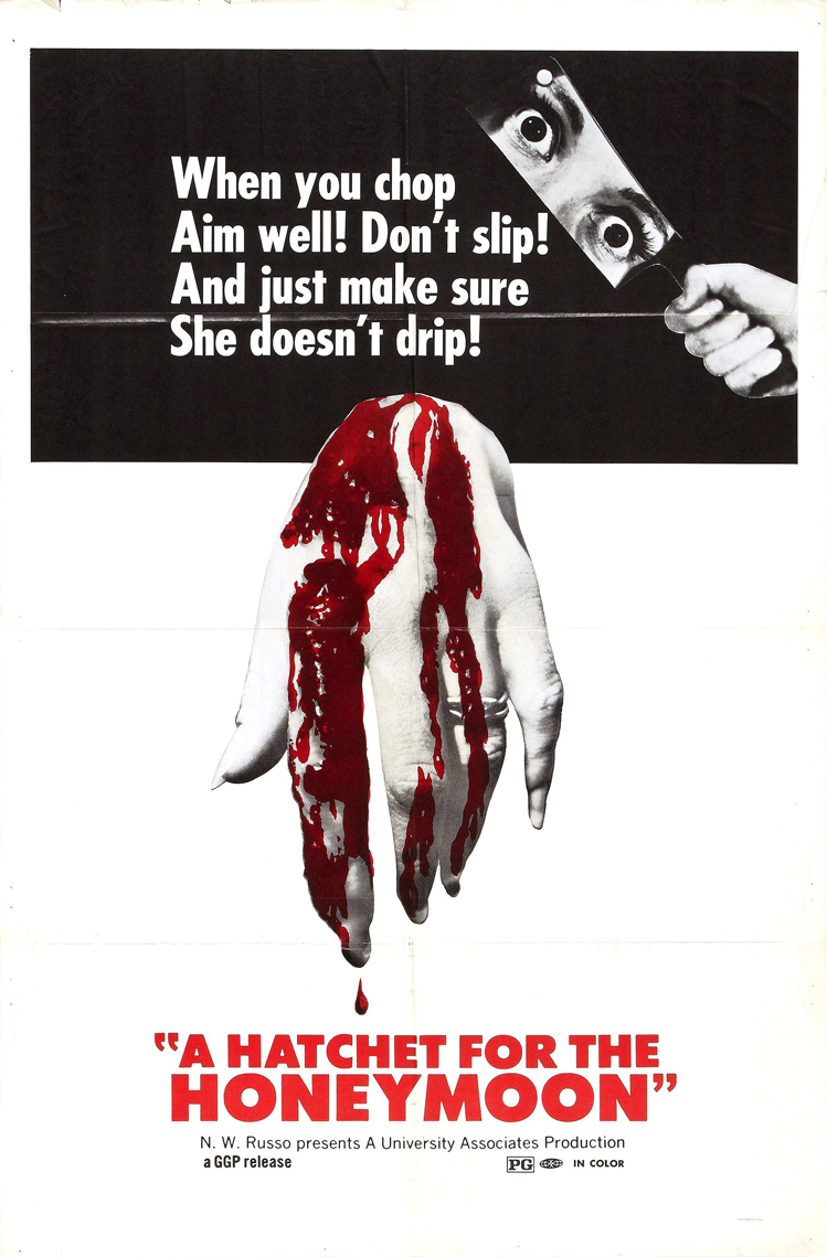 Hatchet for honeymoon poster 01.jpg