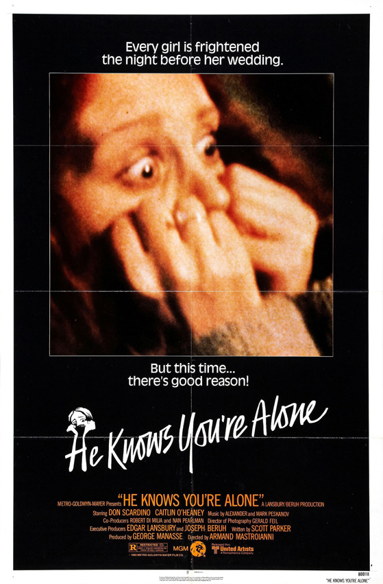 He knows youre alone poster 01.jpg