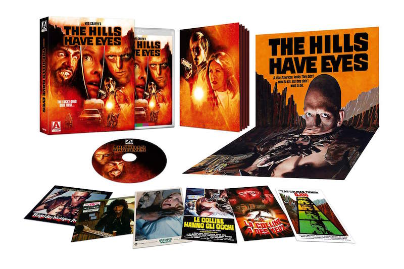The Hills Have Eyes BluRay