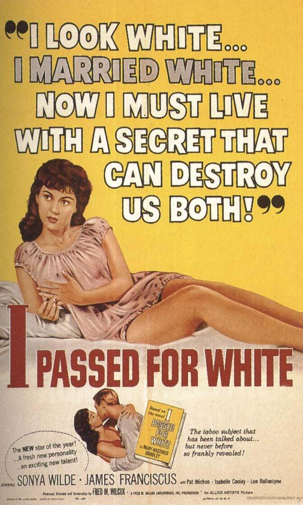 I passed for white 1960.jpg