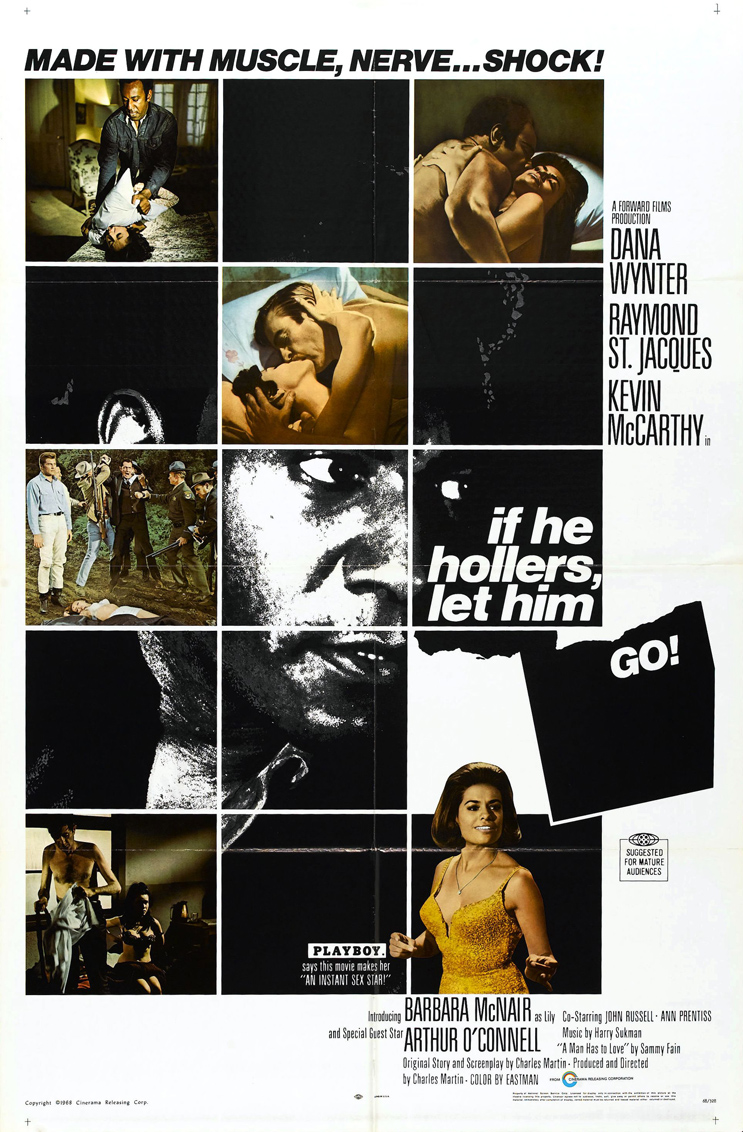 If he hollers let him go poster 01.jpg