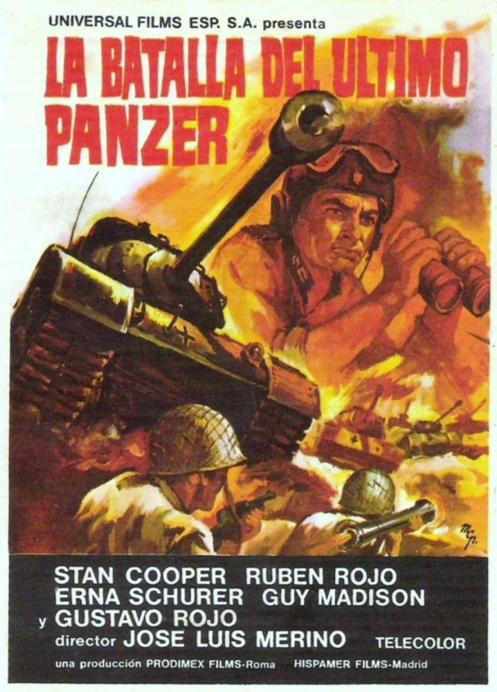 The Battle of the Last Panzer - The Grindhouse Cinema Database