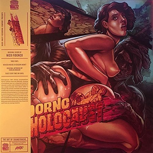 Porno Holocaust Soundtrack Vinyl