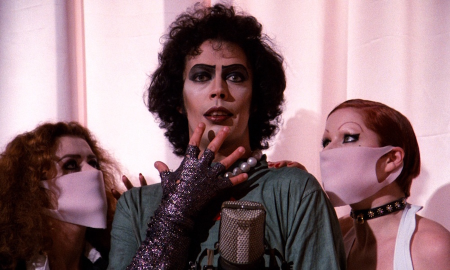 The rocky horror picture showfun facts the grindhouse cinema database the rocky horror picture show bookmarktalkfo Gallery