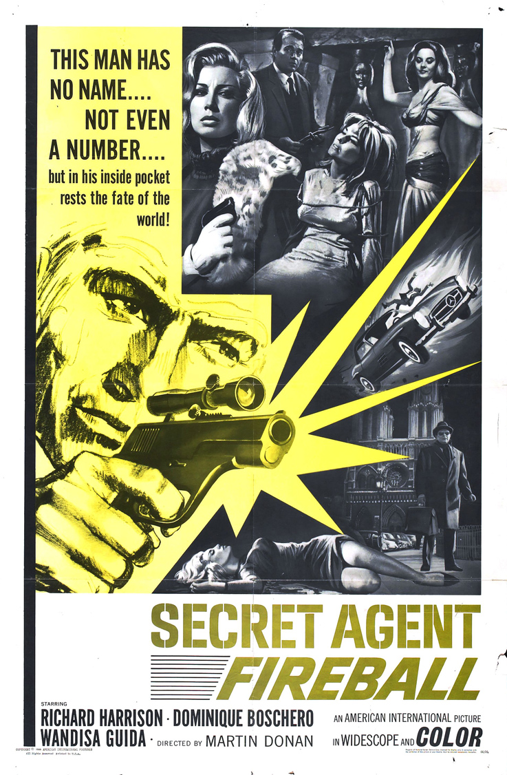 Secret agent fireball poster 01.jpg