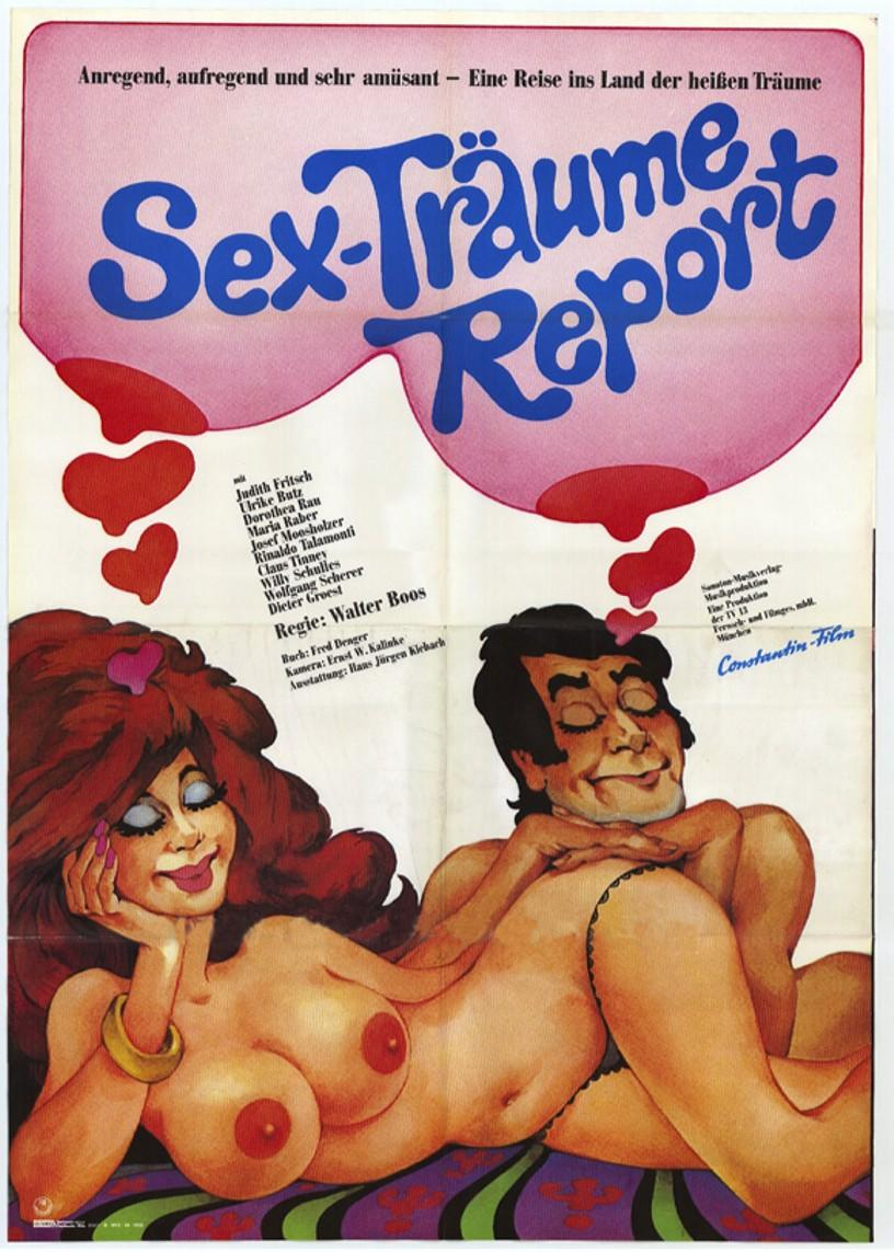 My Sex Report Intensities (1976) Adult Movie Video