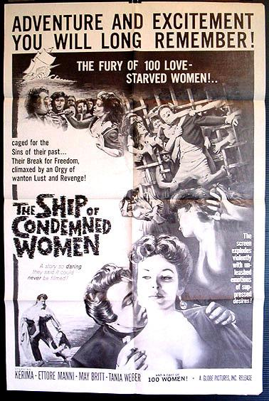 The ship of condemned women 1954.JPG