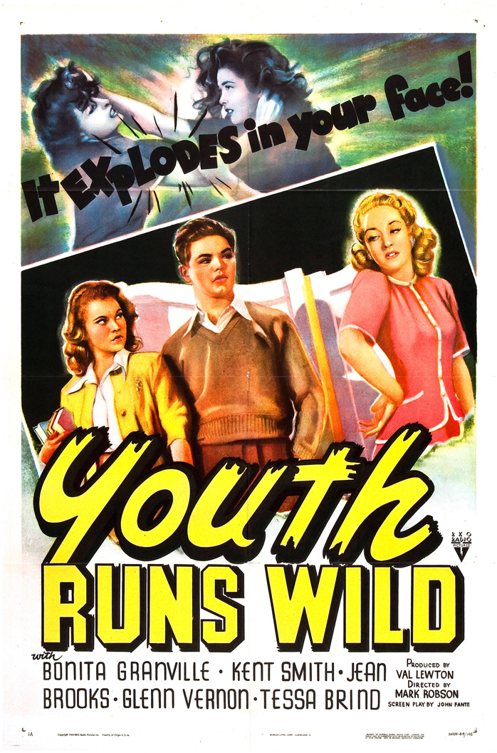 Youth runs wild poster 01.jpg