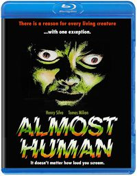 Almost Human BluRay