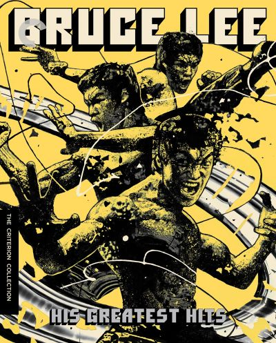 Bruce Lee Criterion BluRay collection