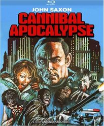 Cannibal Apocalypse BluRay