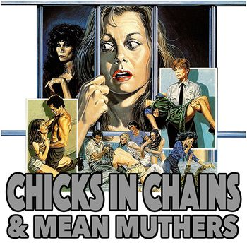 Chicks in Chains and Mean Muthers: Women In Prison Films