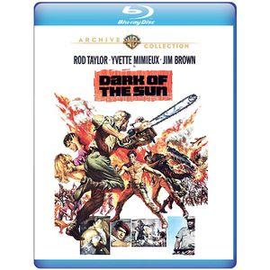 Dark of the Sun BluRay