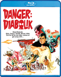 Danger Diabolik BluRay
