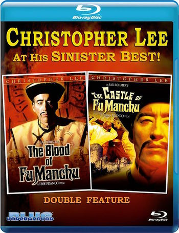 The Blood of Fu Manchu BluRay