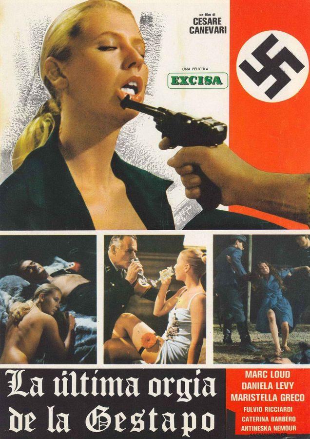 Сцены из фильмов по тегу: Гестапо