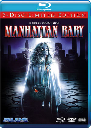 Manhattan Baby BluRay