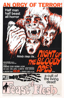 Night of bloody apes poster 01.jpg