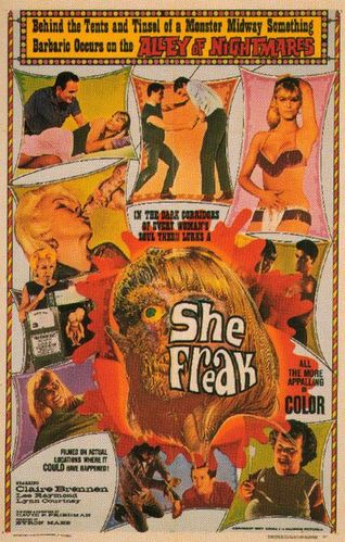 She freak 1967.jpg