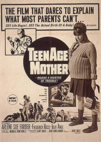 Teenage mother 1966.jpg